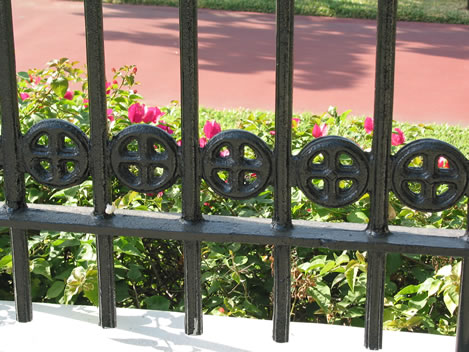 Adinkra Symbols Emancipation Park Jamaica